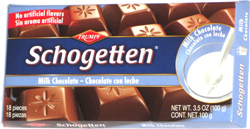 Schogetten Milk Chocolate