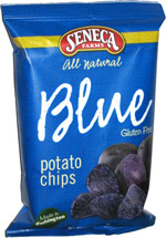 Seneca Farms Blue Potato Chips