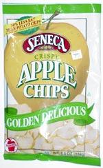 Seneca Crispy Golden Delicious Apple Chips