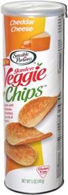 Sensible Portions Garden Veggie Chips Cheddar Cheese