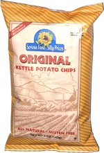 Serious Food ... Silly Prices Original Kettle Potato Chips