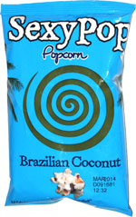 SexyPop Brazilian Coconut