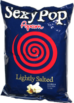 SexyPop Lightly Salted