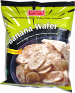 Shalini Banana Wafer with Black Pepper