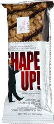 Shape Up! With Dr. Phil McGraw Chocolate Peanut Butter Complete Nutrition Bar