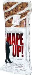 Shape Up! With Dr. Phil McGraw Oatmeal Raisin Complete Nutrition Bar
