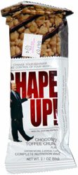 Shape Up! With Dr. Phil McGraw Chocolate Toffee Crunch Nutrition Bar