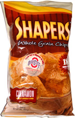 Shapers Whole Grain Chips Cinnamon