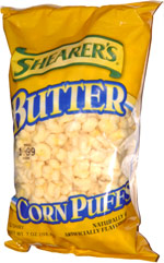 Shearer's Butter Corn Puffs
