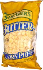 Shearer's Butter Corn Puffs