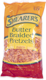 Shearer's Butter Braided Pretzels