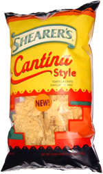 Shearer's Cantina Style Tortilla Chips