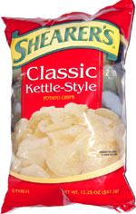 Shearer's Classic Kettle Style Potato Chips