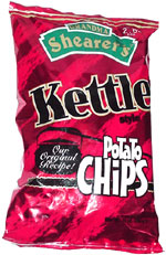 Grandma Shearer's Kettle Style Potato Chips
