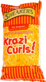 Shearer's Krazi Curls!