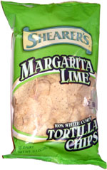 Shearer's Margarita Lime Tortilla Chips