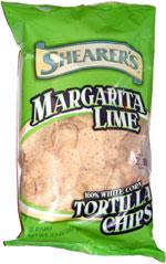 Shearer's Margarita Lime Tortilla Chips