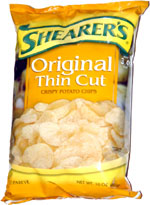 Shearer's Original Thin Cut Crispy Potato Chips