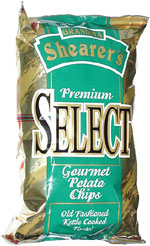 Grandma Shearer's Premium Select Gourmet Potato Chips