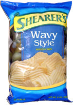 Shearer's Wavy Style Potato Chips