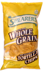 Shearer's Whole Grain Tortilla Chips