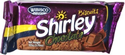 Wibisco Shirley Chocolate Biscuits