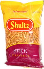 Shultz Stick Pretzels