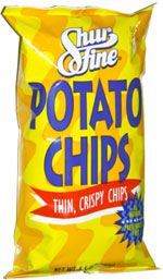 Shur Fine Potato Chips