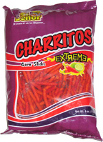 Si Senor Charritos Corn Sticks Extreme