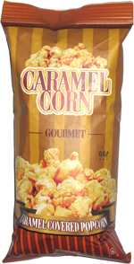 Caramel Corn Gourmet Caramel Covered Popcorn