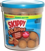 Skippy P.B. Bites Double Peanut Butter