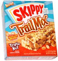 Skippy Trail Mix Bars Triple Nut