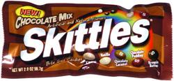 Skittles Chocolate Mix