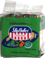 SkyFlakes Onion & Chives Flavor