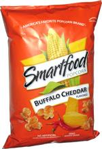 Smartfood Popcorn Buffalo Cheddar