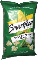 Smartfood Spicy Jalapeño Ranch
