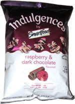 Indulgences by Smartfood Raspberry & Dark Chocolate
