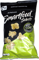 Smartfood Selects Sour Cream & Onion Puffed Corn