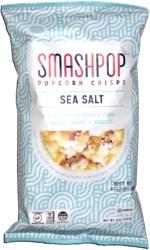 Smashpop Popcorn Crisps Sea Salt
