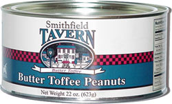Smithfield Tavern Butter Toffee Peanuts
