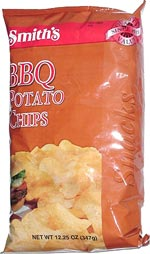 Smith's BBQ Potato Chips