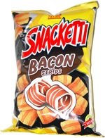 Zweifel Snacketti Bacon Strips