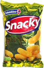 Snacky Saladitos Horneados