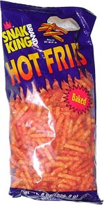 Snak King Brand Hot Fries