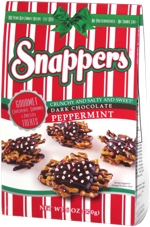 Snappers Dark Chocolate Peppermint