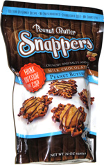 Peanut Butter Snappers