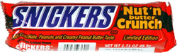 Snickers Nut 'n Butter Crunch