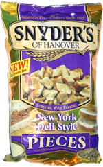 Snyder's of Hanover New York Deli Pieces