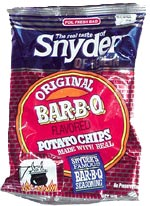 Snyder of Berlin Original Bar-B-Q Potato Chips