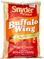 Snyder of Berlin Buffalo Wing Potato Chips